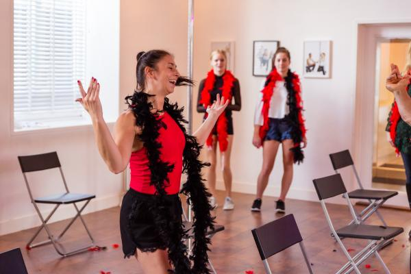 Burlesque Workshop in Sittard