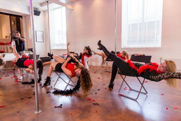 Burlesque Workshop in Sittard
